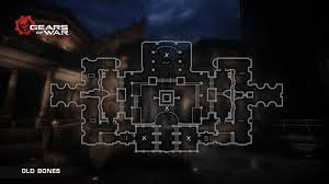 How To Play War by How To Play The Map Old Bones In Gears Of War Ue