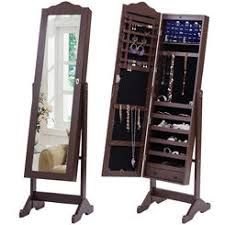 Jewelry Storage Cabinet Jewelry Armoires Jewelry Cabinets Sears