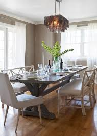 Terrific Transitional Dining Room Designs That Will Fit In Your Home - Transitional dining room chairs