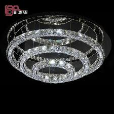 High Quality Chandeliers High Quality Ring Design Led Chandeliers Modern Lighting