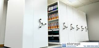 mobile shelving storage essentials professional storage