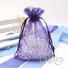 organza drawstring bags organza bags ebay