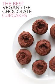 vegan chocolate cupcakes minimalist baker recipes