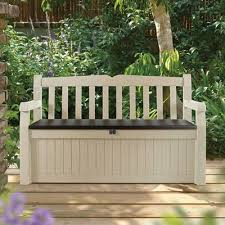 lowes outdoor storage benches storage decorations