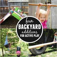 Backyard Toddler Toys Diy Backyard Ideas For Kids Playtivities