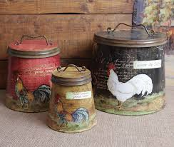 Black Canister Sets For Kitchen 28 Country Canister Sets For Kitchen French Country