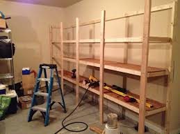 living room wall shelves for garage with regard to best 25 diy