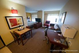 Residence Inn Studio Suite Floor Plan Residence Inn In Downtown Sacramento Hotel Review California
