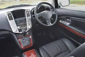 rx300 lexus lexus rx 300 2003 2009 used car review car review rac drive
