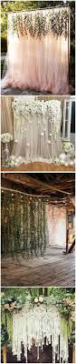 wedding backdrop on a budget best 25 rustic wedding backdrops ideas on wedding