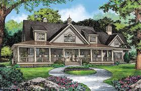 one story farmhouse plans wrap around porch home act