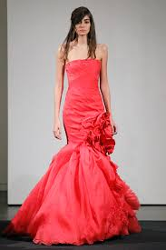 vera wang u0027s fall 2014 bridal collection features all pink dresses