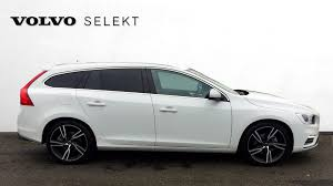 volvo selekt volvo v60 d4 r design lux nav automatic used vehicle by paul