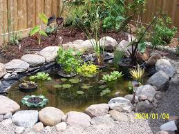 triyae com u003d beautiful backyard ponds various design inspiration