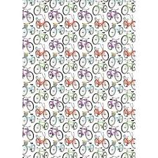 bicycle wrapping paper 24 best i heart gift wrap images on custom