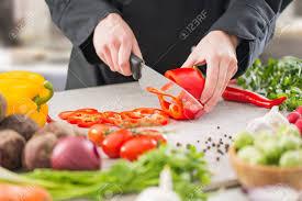 cuisiner sain chef cuisine cuisine cuisine restaurant coupe préparer cuisiner