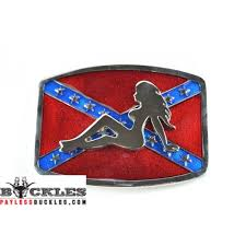 Different Confederate Flags Confederate Flag Belt Buckle With Mud Flap Super Huges