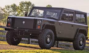 2019 bollinger b1 interior release date u0026 price u2013 2018 2019 car