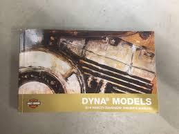 harley harley davidson 2014 dyna owners manual 99467 14 please