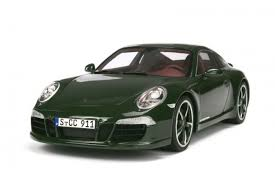 porsche 911 dark green porsche 911 991 club coupe gt spirit