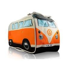 van volkswagen hippie amazon com vw volkswagen t1 camper van toiletry wash bag
