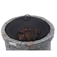 fire pit poker tepro gladstone fire pit in brick finish robert dyas