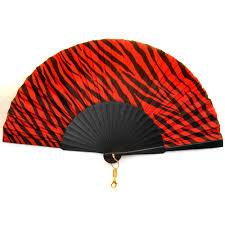 silk fans hf 1479 handpainted wooden silk fan 9 0 x 16 5