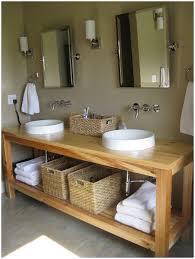 42 open shelf bathroom vanity 15 examples bathroom vanities