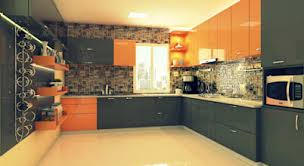 interiors for kitchen blue interiors interior designers decorators in bangalore homify