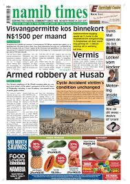 21 july namib times e edition by namib times virtual issuu