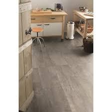 ingleton concrete tile effect laminate flooring 2 52m diy b m