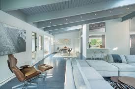 house plan mid century ranch home striking modern design by flavin
