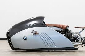 bmw custom the custom bmw alpha motorcycle was inspired by the great white