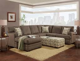 Sectional Sofa Set Hillel Pewter Sectional By Washington Sectional Sofa Sets