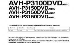pioneer avh p3200dvd wiring diagram avh p1400dvd wiring diagram