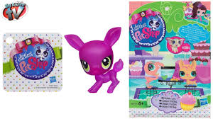 Blind Bag Littlest Pet Shop Littlest Pet Shop Mystery Figure Blind Bags 2013 Toy Review