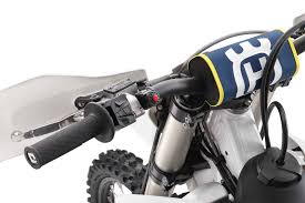husqvarna motocross gear husqvarna u0027s 2017 motocross line features traction control