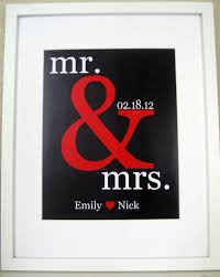Personalized Gift Ideas by Valentine U0027s Day Gift Wedding Gift For Couple Personalized