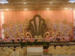 Malayalee Wedding Decorations Wedding Stage Decoration Cost In Kerala Wedding Stage Is An