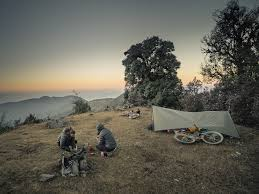 simplicity hike ling in nepal part one bikepacker