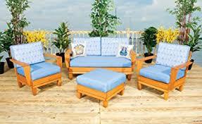 amazon com margaritaville aruba patio furniture conversation set