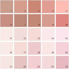 benjamin moore paint colors pink palette 06 house paint colors
