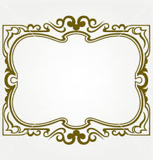 Picture Frames Design Simple Minimalist Art Painted Vintage
