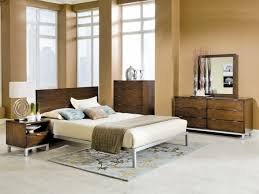 Wood Contemporary Bedroom Set With Metal Legs Bedroom Sets Keko Furniture