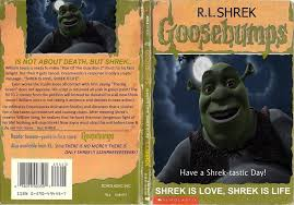 Goosebumps Meme - goosebumps shrek by trackforce on deviantart