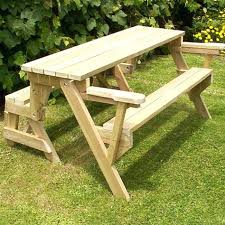 picnic tables folding with seats folding bench picnic table plans instructions to seat free how