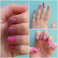 nails of the day notd pink u0026 silver mani pedi cosette u0027s
