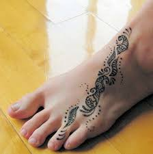 best 25 tribal foot tattoos ideas on pinterest tribal