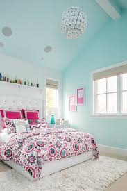 id d o chambre fille chambre bleu pour fille fleurs la mode dans une de les id es ma
