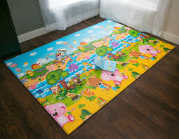 Floor Games by Amazon Com Baby Care Play Mat Foam Floor Gym Non Toxic Non